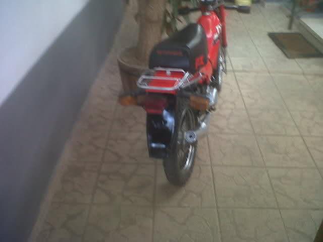 Honda PXR - Para Restaurar Dpe0xf