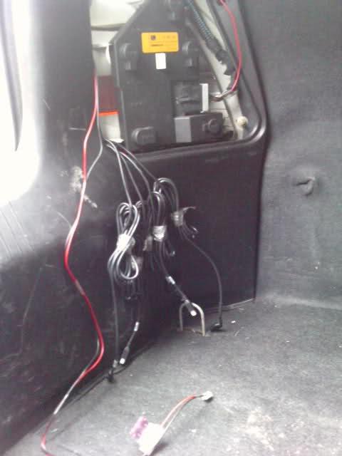 Tutorial montaj senzori parcare Kwb5w