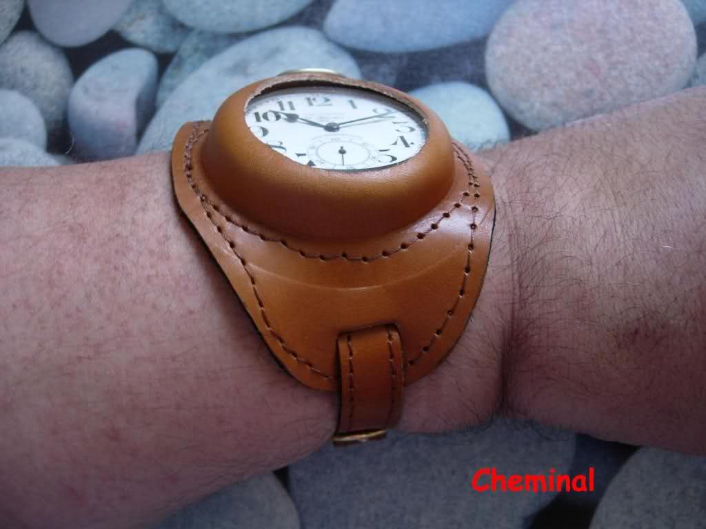 Comment portez-vous votre montre de gousset Se9fep