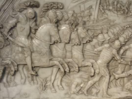 Le tombeau de François I° et de Claude de France T7eqon