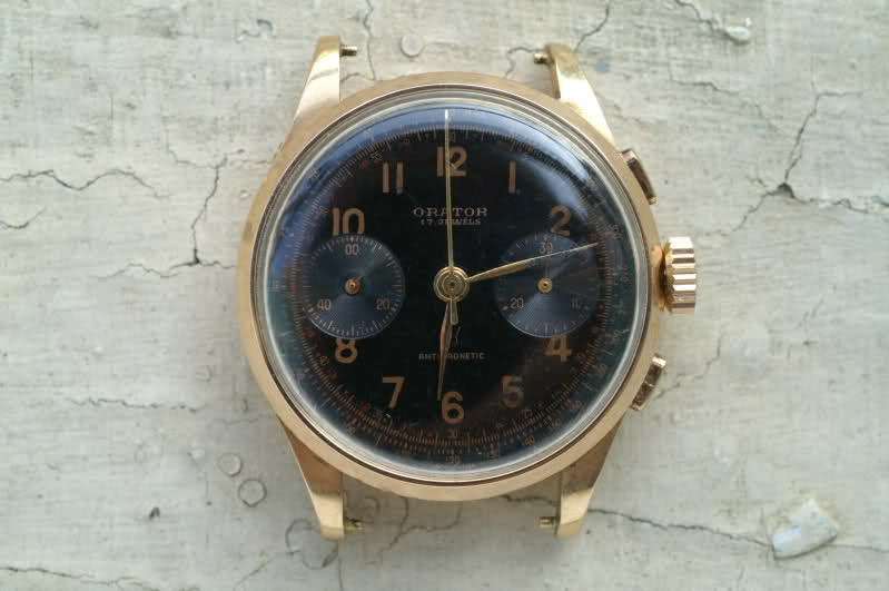 Chronographe Suisse U60dz