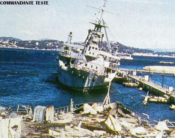 Le sabordage de la Flotte à Toulon (83) 27/11/1942 - Page 9 X5no74