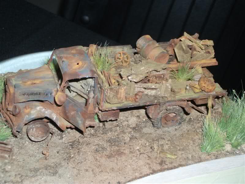 Expo maquettes La Destrousse 125gajr
