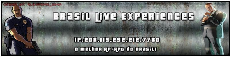 Brasil Live Experiênce