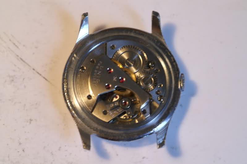 Restauration d'une vintage : UNIC calibre AS  1qph1l