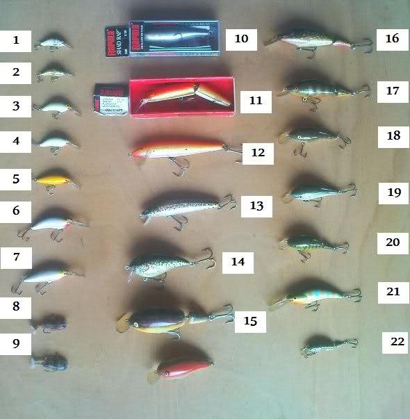 Ribolovni štapovi, role i sve za ribolov  206lvo6