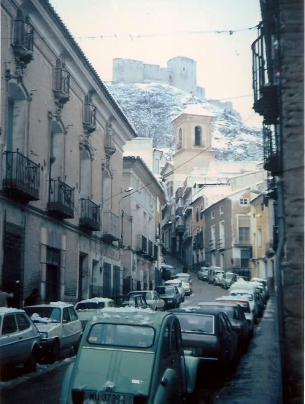 Aquel viaje del año 1.983: Murcia-Pirineos en Vespa 29e6cuo