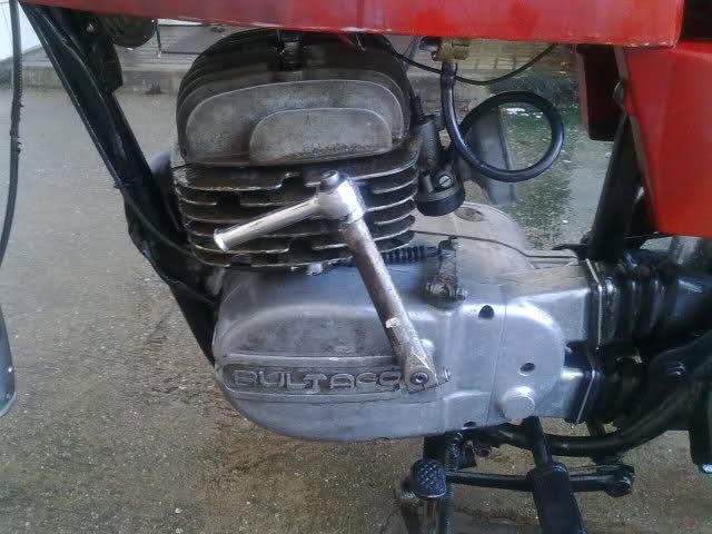 Mi nueva Bultaco Mercurio GT 175 2d76mat