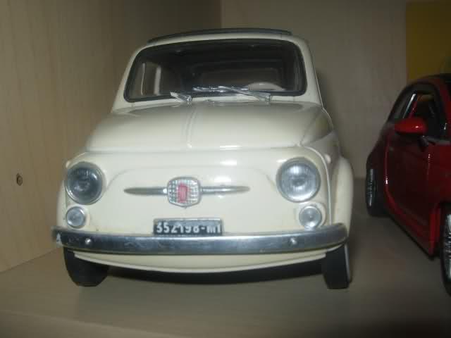 Il mini garage di Enea 2dqmrmo