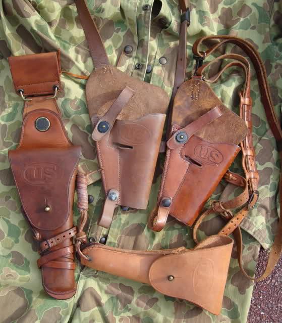 Les holsters pour 1911 et 1911A1 2ega2ae
