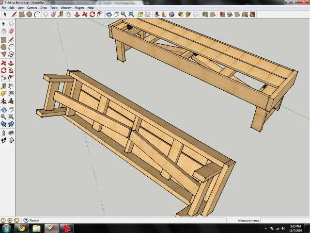 Plans d'architecture 3D / Sketchup free-ware 2gxijif