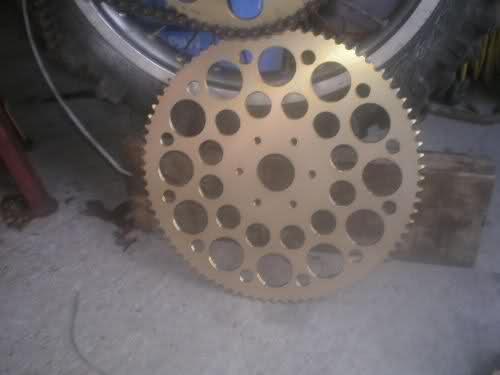 Otros ciclomotores de campo automáticos 2hogzts