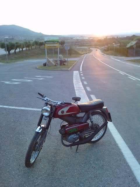 Rutas en Derbi Antorcha 2mxqtjt