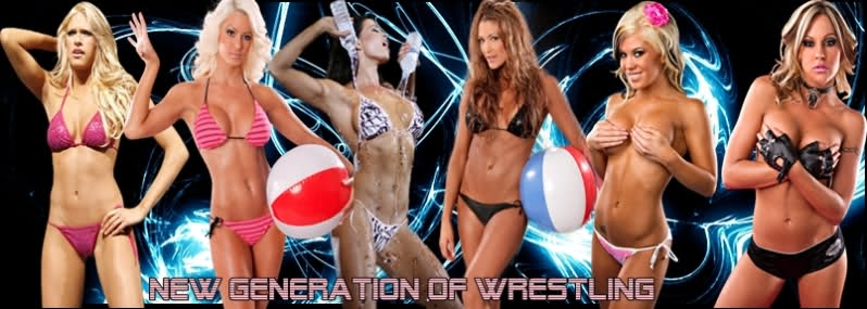New Generation Of Wrestler