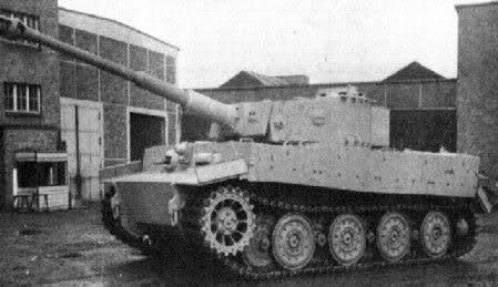 "Il panzerkampwagen ausf. V ""tiger"" - Pagina 2 2urwgtg"