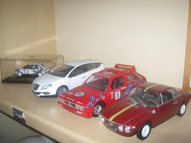 Il mini garage di Enea 34didyr