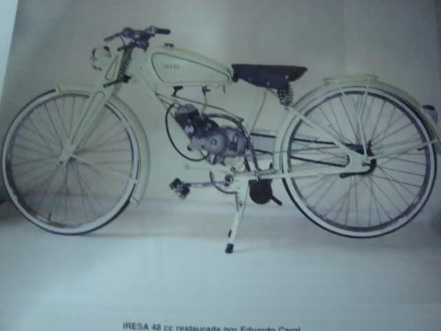Ciclomotores Iresa 34o9do3