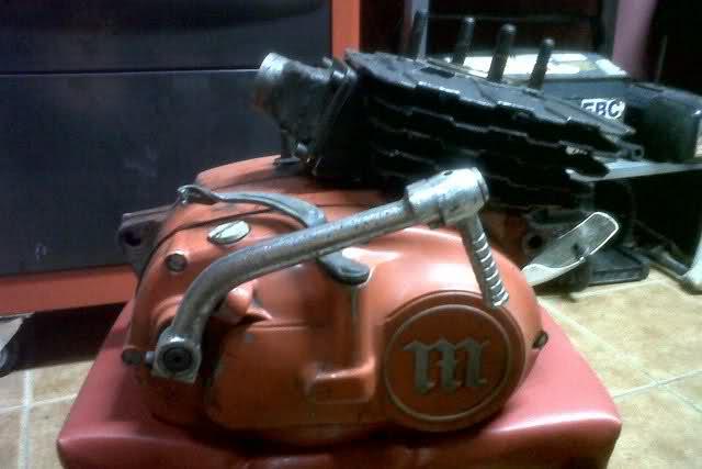 enduro - Montesa Enduro 75  H6 velocidad 34riv0l