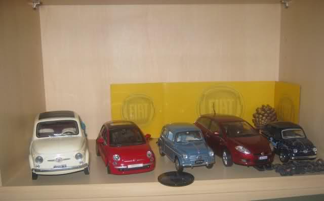 Il mini garage di Enea 5bctv7