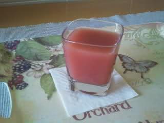 Zumo de uva roja Kamm1d