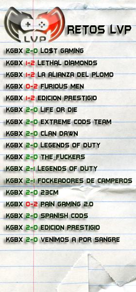 Clan kGb* - Official Web M64jr