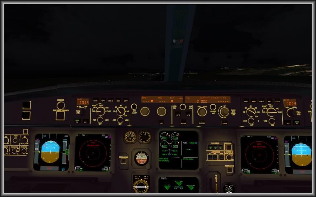 Correcção da iluminação do VC dos Airbus da Wilco Mwfwcy