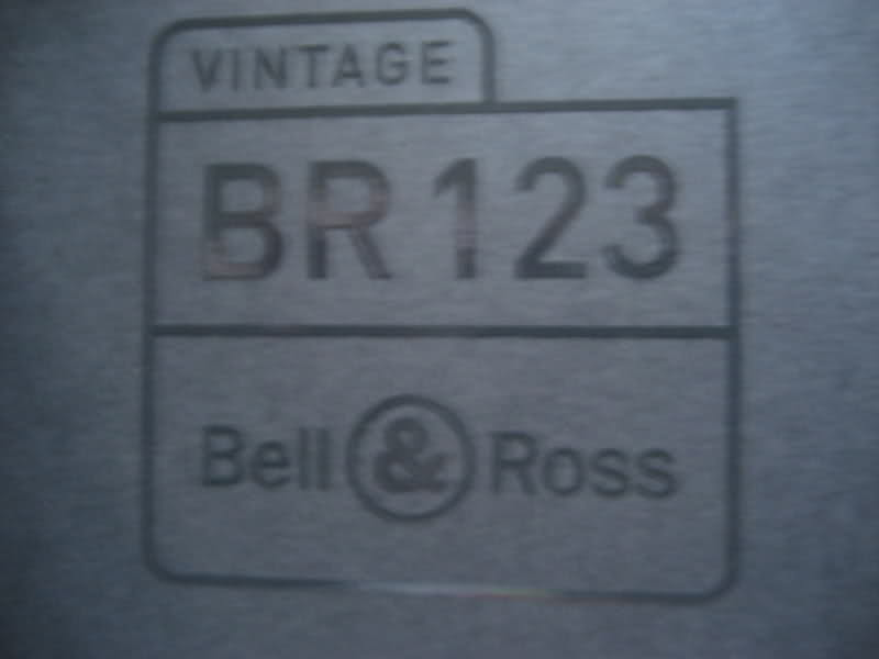 [Revue] Bell & Ross 123 vintage black officer O57sb9