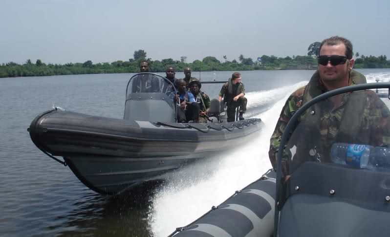 Armée Nigériane / Nigerian Armed Forces Rlme75