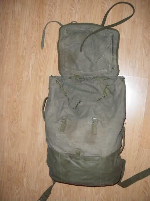 Les tenues et équipements de l'Armée Française Sgocgz
