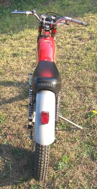 Cambio Montesa Scorpion 50 R por... Sopqb6