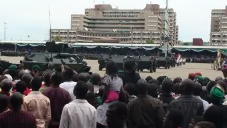 Armée Nigériane / Nigerian Armed Forces T96vyq