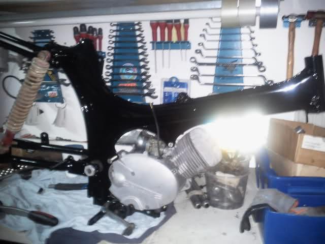 Restauración Moto Guzzi Hispania Serva - Página 3 V3of2o