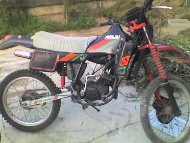 Rieju RV 50 - Os La Presento V8mwpt