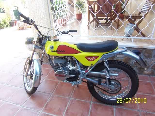 Instalación eléctrica Bultaco Lobito T X2s31y