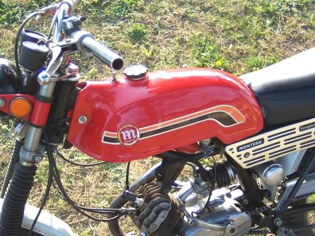 Cambio Montesa Scorpion 50 R por... 15xnwgh