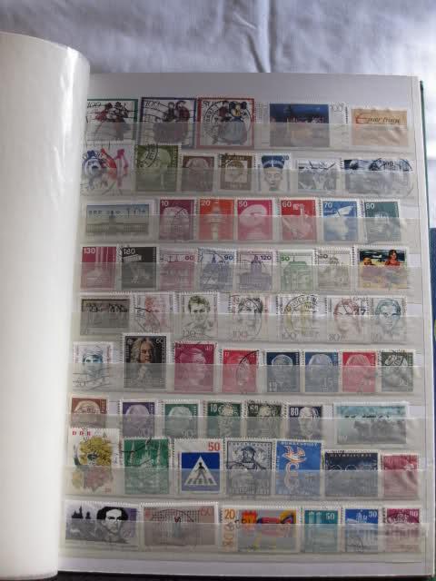 Filatelija -kolekcija poštanskih markica 1603hqp