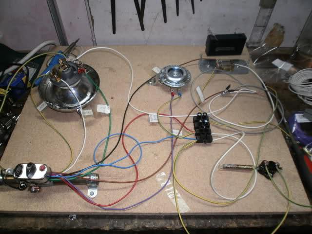 Instalación eléctrica Bultaco Lobito T 208ier8