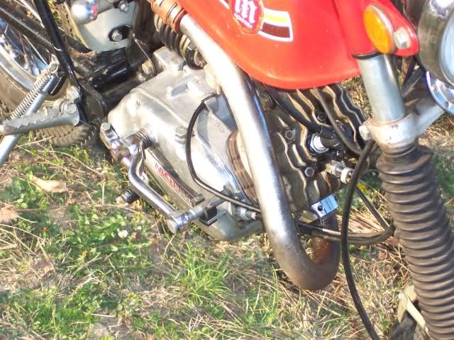 Cambio Montesa Scorpion 50 R por... 209pwec