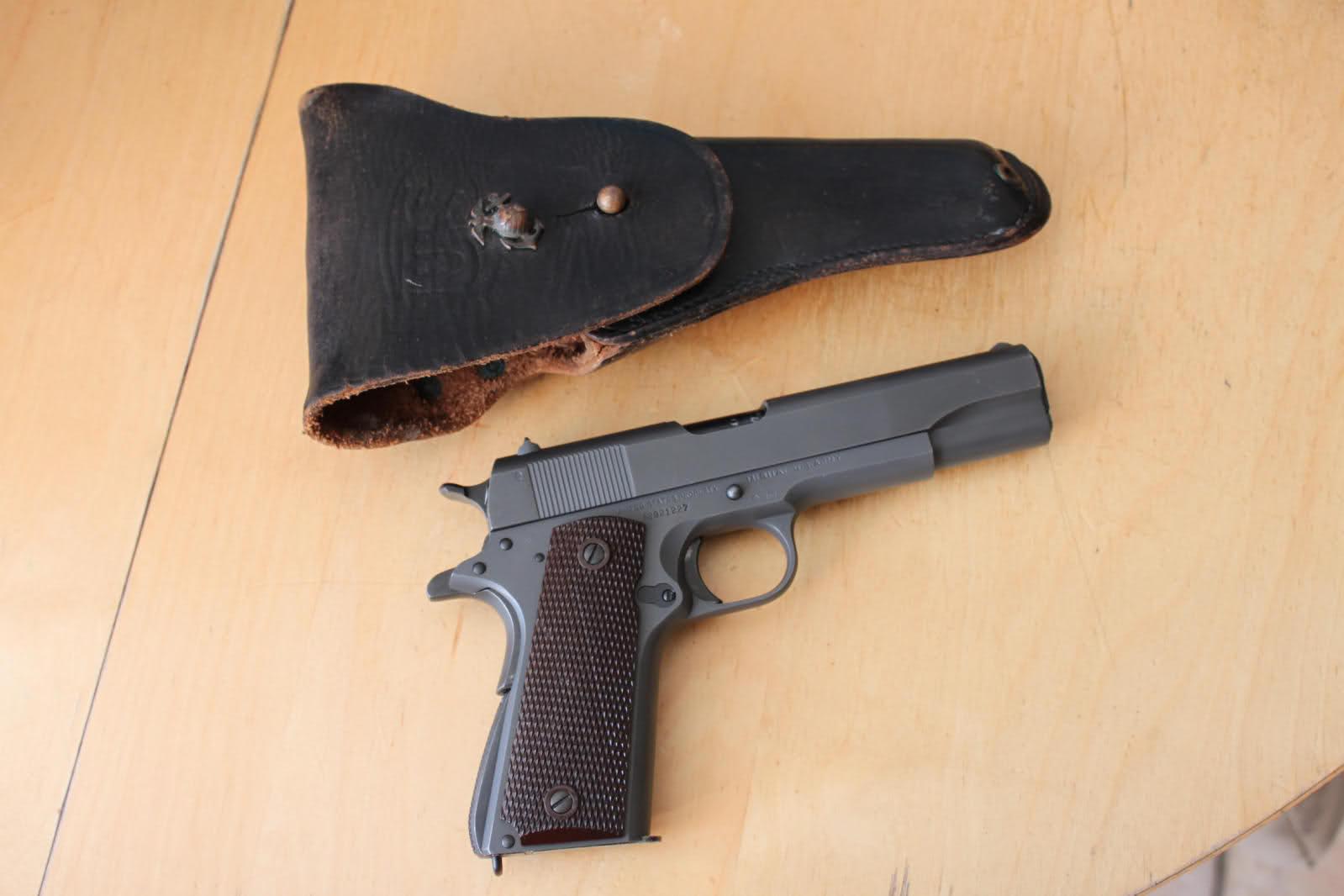 Colt 1911 A1 21brpjd