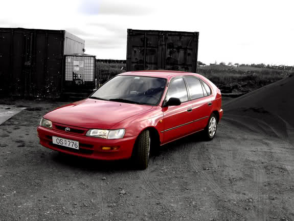 What colour is your car? 23t61ll