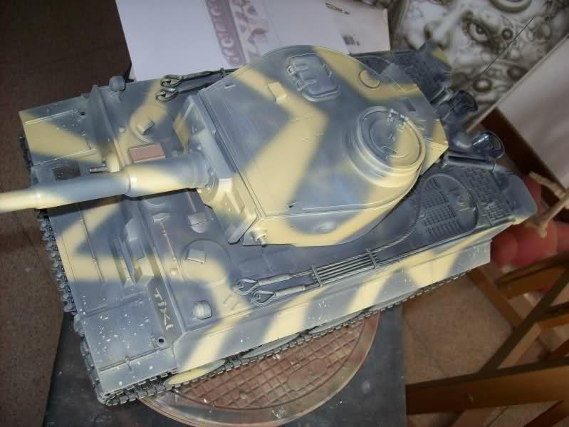 """Il panzerkampwagen ausf. V """"tiger"""" 293zgo6"""