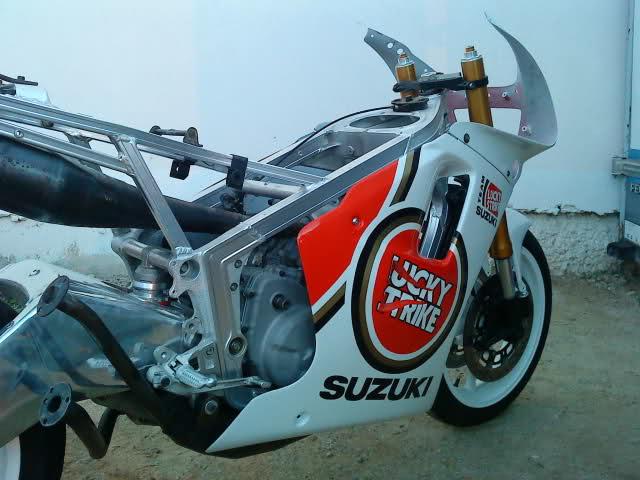 Mi Suzuki RGV 500 29fa1du