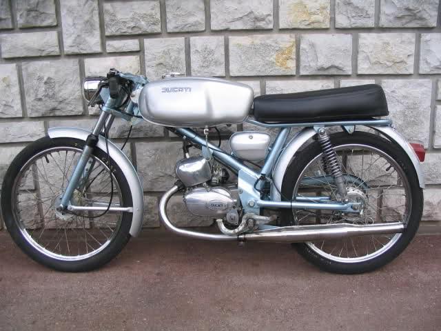Que cantidad de ciclomotores Ducati juntos 29legc2