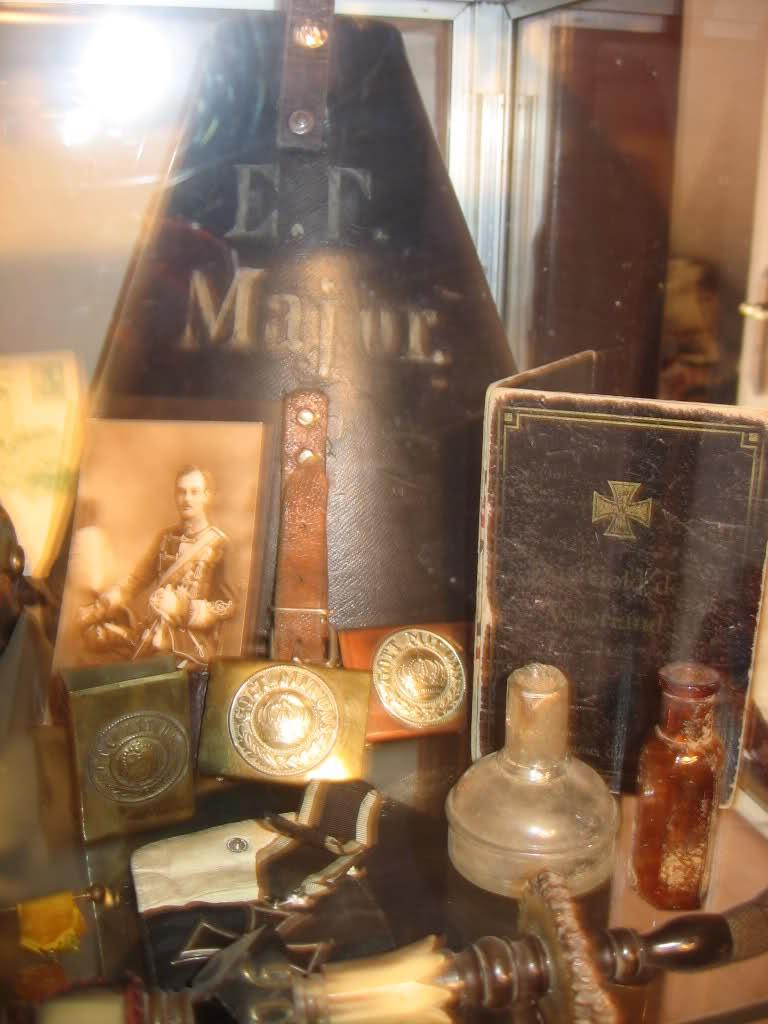 Post sur les objets du réserviste  de  l'empire allemand 2dme3wi