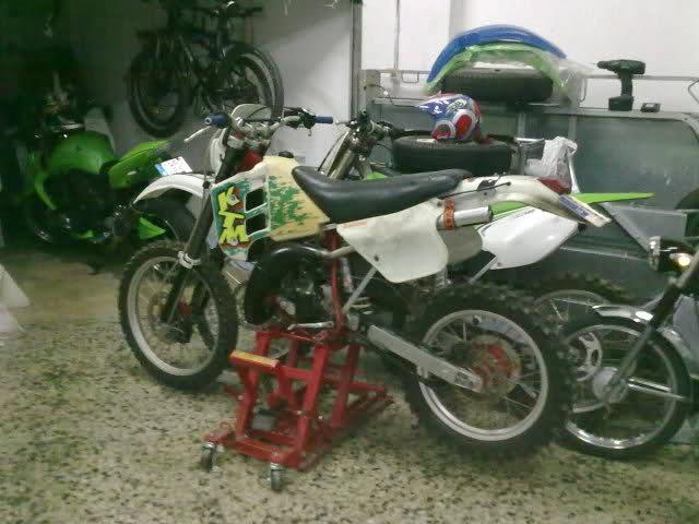 Mi nueva KTM GS 125 2ewioet