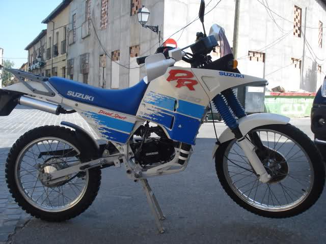 "DR-Big: Suzuki ""Made in Spain"" 2j30b2t"