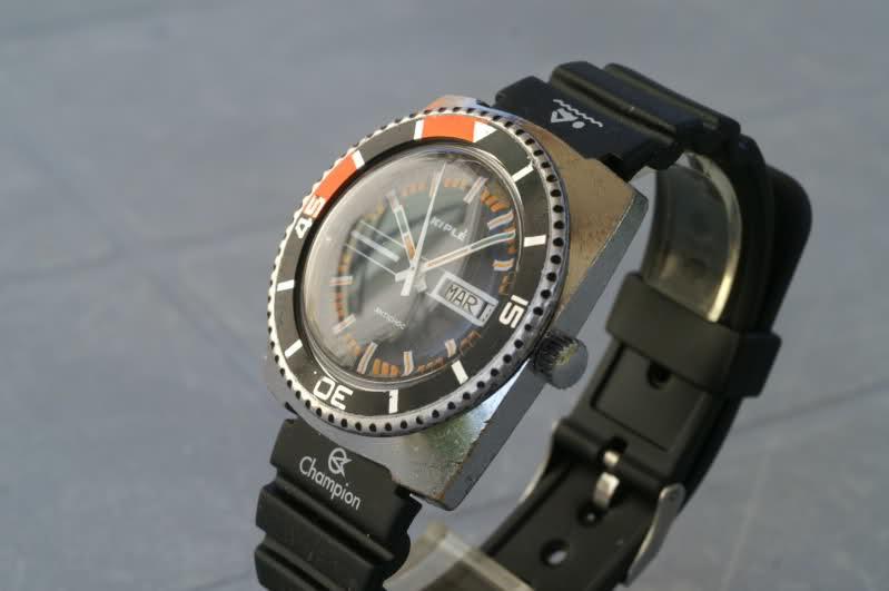 Kiplé montres vintage françaises dans l'ombre des Lip et Yema 2jfd4r9