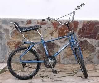 Mi Bicicross BH con cambio. 2mwrmz5