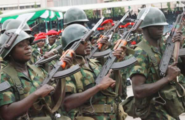 Armée Nigériane / Nigerian Armed Forces 2nir6si