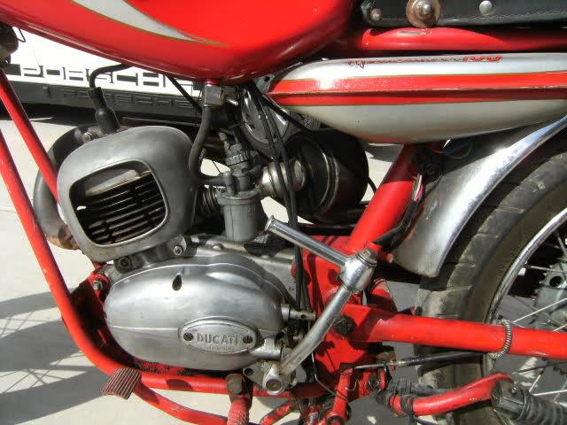 Cilindro de 75 para Ducati 48 TS 2u9ise8
